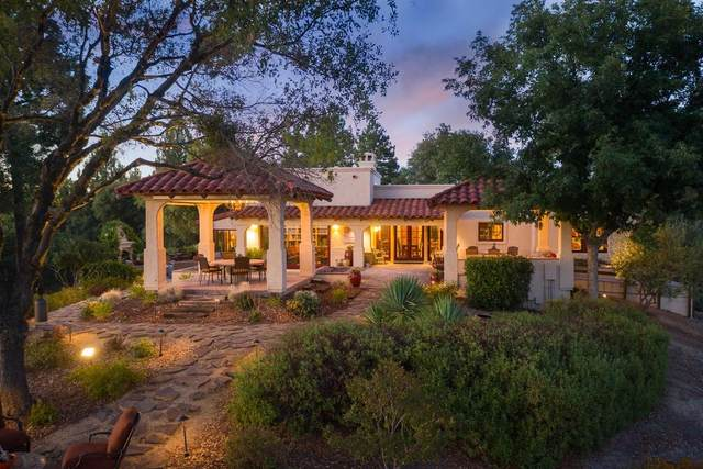 15045 Tyler Road, Fiddletown, CA 95629 (MLS #20044683) :: The MacDonald Group at PMZ Real Estate