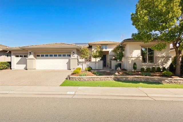 215 Calistoga Lane, Lincoln, CA 95648 (MLS #20045227) :: Keller Williams - The Rachel Adams Lee Group