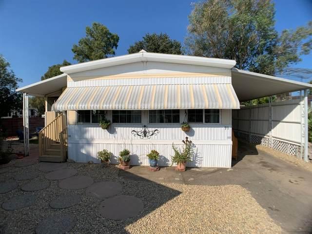 71 Selby Lane #71, Citrus Heights, CA 95621 (MLS #20045277) :: Keller Williams - The Rachel Adams Lee Group