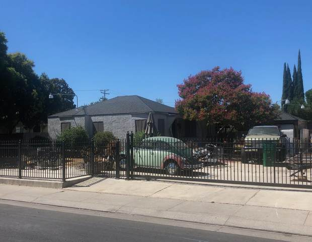 2309 E Flora Street, Stockton, CA 95205 (MLS #20045625) :: The MacDonald Group at PMZ Real Estate