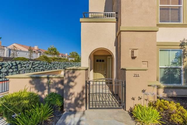 711 Vessona Circle #711, Folsom, CA 95630 (MLS #20045663) :: The MacDonald Group at PMZ Real Estate