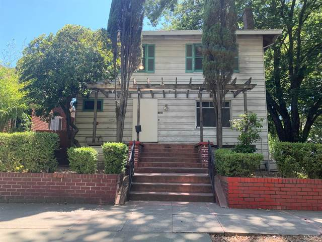 1500 T Street, Sacramento, CA 95811 (MLS #20045764) :: The MacDonald Group at PMZ Real Estate