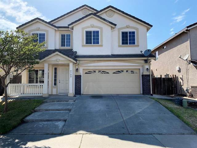 3709 Innovator Drive, Sacramento, CA 95834 (MLS #20046323) :: Heidi Phong Real Estate Team