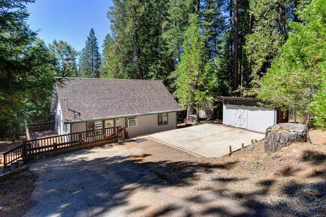 7220 Winding Way, Grizzly Flats, CA 95636 (MLS #20046333) :: REMAX Executive