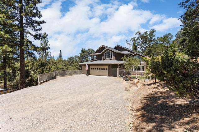 5760 Rocky Ridge Road, Placerville, CA 95667 (MLS #20047062) :: The MacDonald Group at PMZ Real Estate
