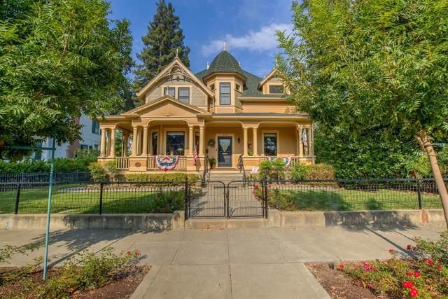 610 1st Street, Woodland, CA 95695 (MLS #20048480) :: Keller Williams - The Rachel Adams Lee Group