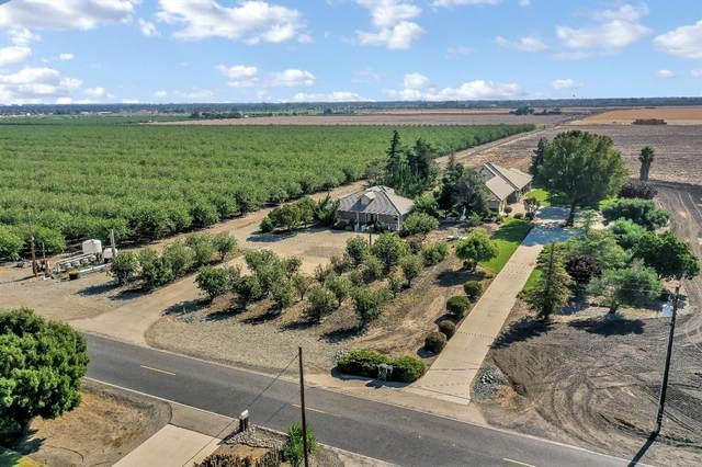 27210 S Lammers Road, Tracy, CA 95377 (MLS #20049897) :: Keller Williams - The Rachel Adams Lee Group