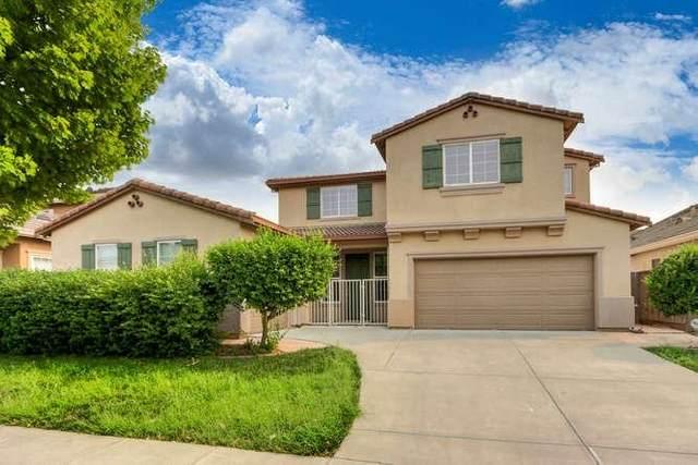 3625 Dorena Place, West Sacramento, CA 95691 (MLS #20050584) :: Keller Williams - The Rachel Adams Lee Group