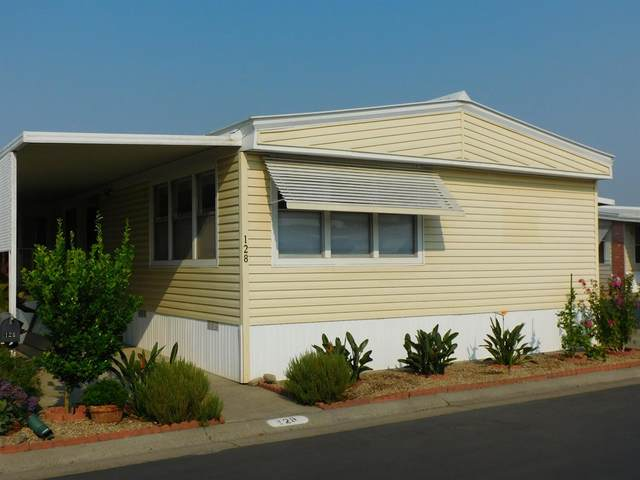 8700 N West Lane #128, Stockton, CA 95210 (MLS #20051817) :: REMAX Executive