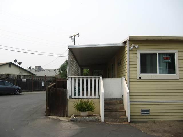 360 E Grant Line Road #11, Tracy, CA 95376 (MLS #20052309) :: The MacDonald Group at PMZ Real Estate
