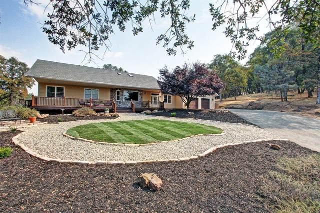 11864 Morningside Way, Grass Valley, CA 95949 (MLS #20054324) :: The MacDonald Group at PMZ Real Estate