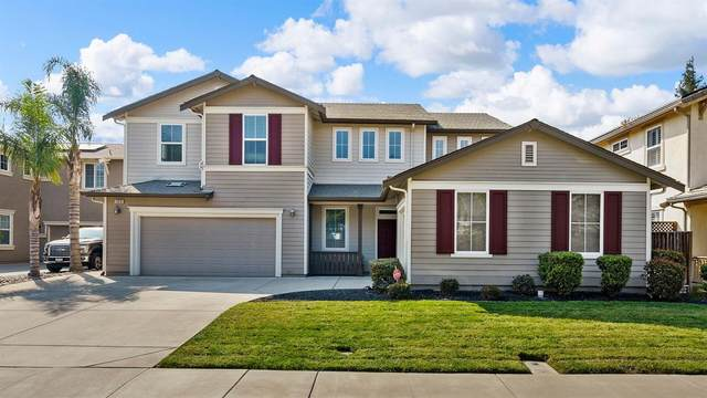 1374 Pyrenees Street, Tracy, CA 95304 (MLS #20054863) :: REMAX Executive