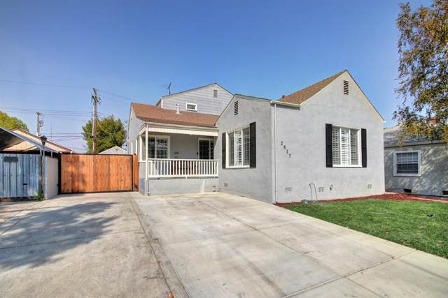 2817 13th Avenue, Sacramento, CA 95820 (MLS #20054963) :: Keller Williams - The Rachel Adams Lee Group