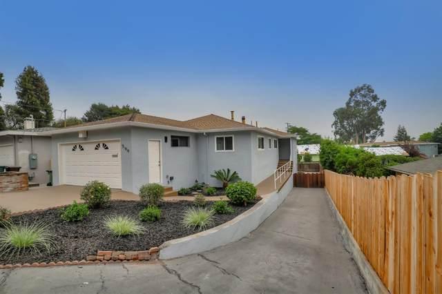 599 Andrews Way, El Sobrante, CA 94803 (MLS #20054983) :: Keller Williams - The Rachel Adams Lee Group