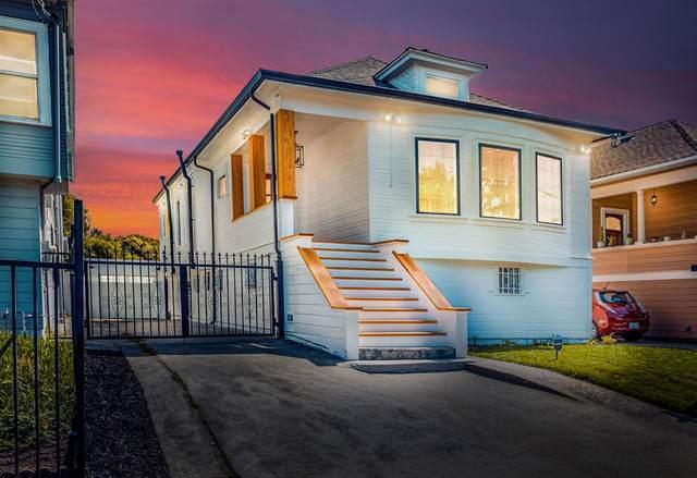 635 54th Street, Oakland, CA 94609 (MLS #20055400) :: Keller Williams Realty
