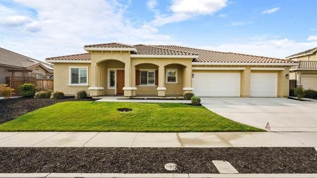 436 Clarksburg Pl, Brentwood, CA 94513 (MLS #20055413) :: The Merlino Home Team