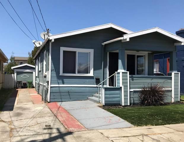 2693 76th Ave., Oakland, CA 94605 (MLS #20056299) :: Keller Williams Realty