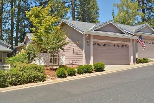 123 Carriage Lane, Grass Valley, CA 95949 (MLS #20056462) :: Keller Williams Realty