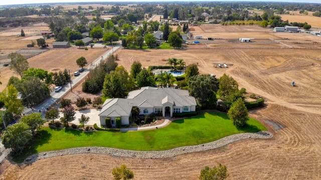 11281 Haggie Road, Wilton, CA 95693 (MLS #20056690) :: Keller Williams - The Rachel Adams Lee Group