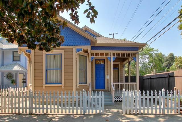 316 15th Street, Sacramento, CA 95814 (MLS #20056845) :: Heidi Phong Real Estate Team