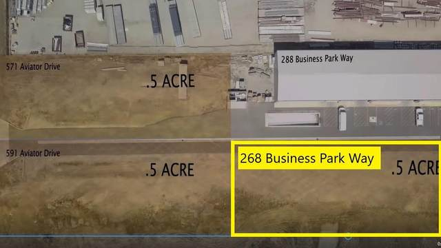 268 Business Park Way, Atwater, CA 95301 (MLS #20056867) :: Keller Williams Realty