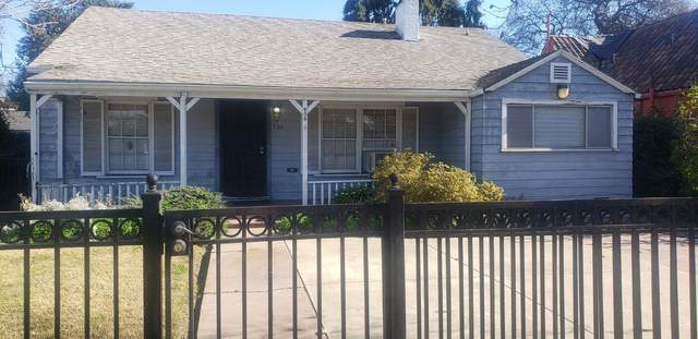 930 N Pershing Avenue, Stockton, CA 95203 (MLS #20056885) :: Keller Williams - The Rachel Adams Lee Group
