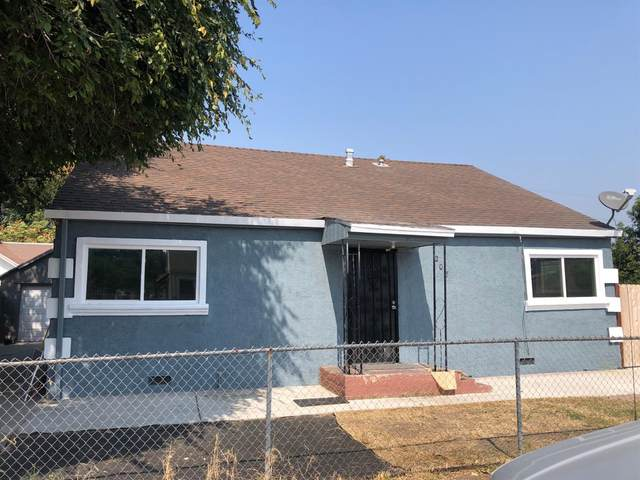 203 W 6th Street, Stockton, CA 95206 (MLS #20056951) :: Dominic Brandon and Team
