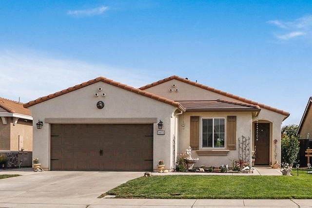 1415 Santona Street, Manteca, CA 95337 (MLS #20057135) :: Keller Williams Realty