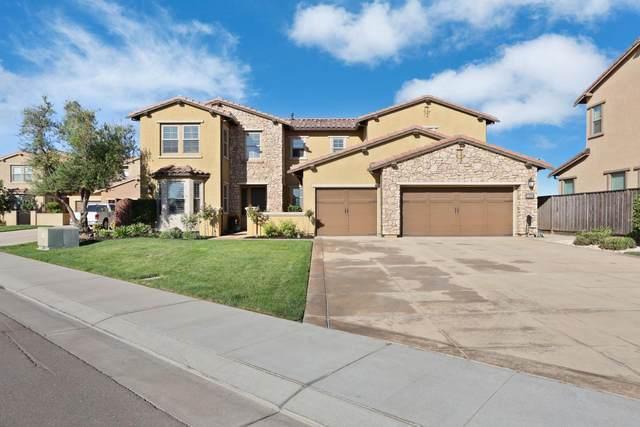 1281 Como Drive, Manteca, CA 95337 (MLS #20057162) :: Keller Williams Realty