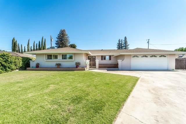 579 Oakridge Drive, Oakdale, CA 95361 (MLS #20057393) :: The MacDonald Group at PMZ Real Estate