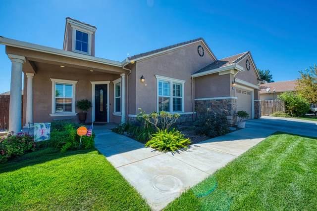 620 Orestimba Peak Drive, Newman, CA 95360 (MLS #20057401) :: Keller Williams Realty