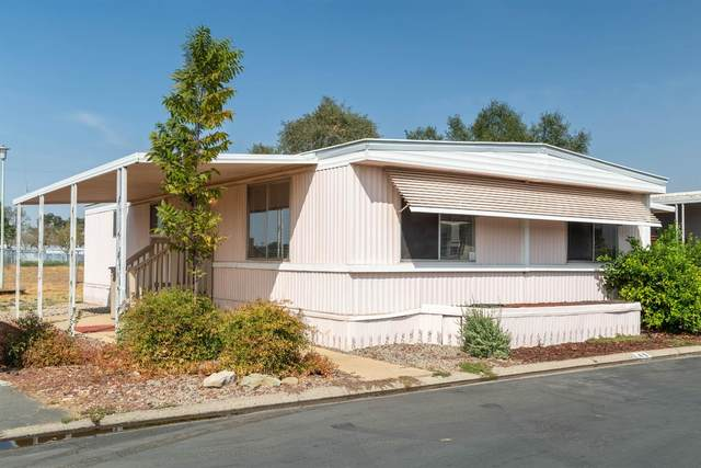 8665 Florin Road #49, Sacramento, CA 95828 (MLS #20057435) :: The MacDonald Group at PMZ Real Estate