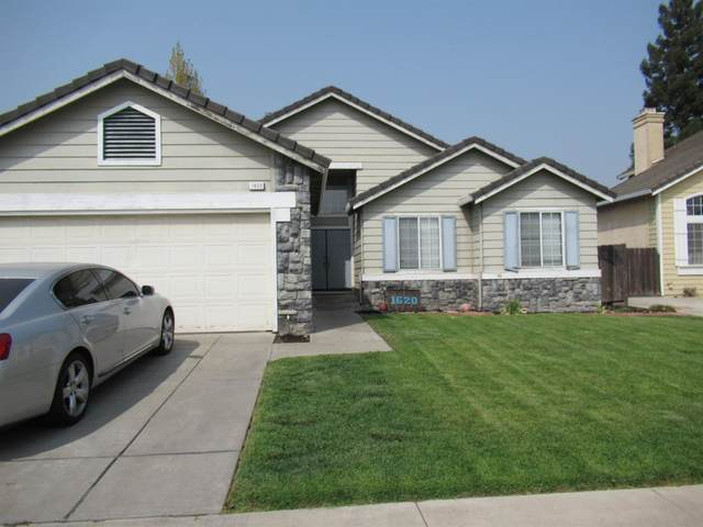 1620 Crow Creek Dr, Oakdale, CA 95361 (MLS #20057953) :: The MacDonald Group at PMZ Real Estate