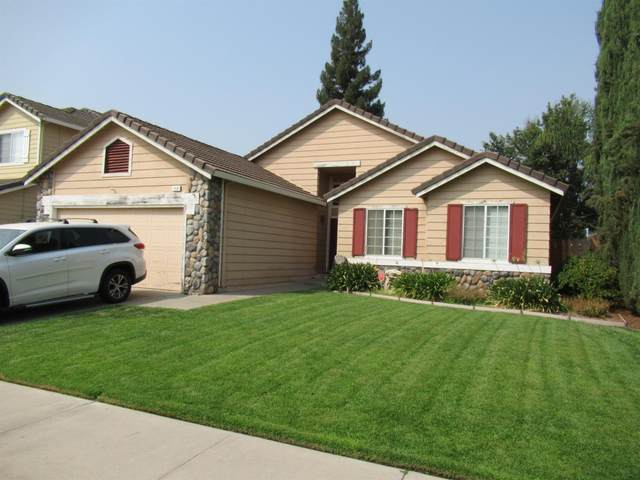 1636 Crow Creek Dr, Oakdale, CA 95361 (MLS #20057978) :: The MacDonald Group at PMZ Real Estate