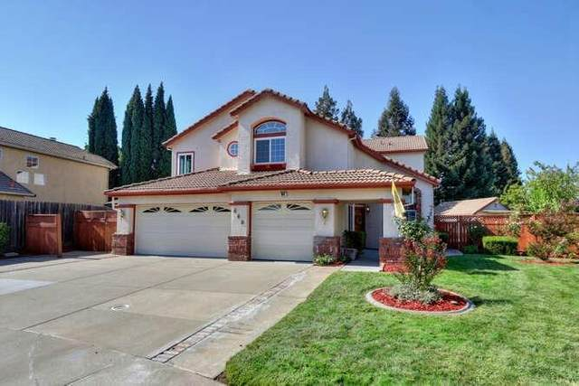 404 Montmagny Court, Folsom, CA 95630 (MLS #20058081) :: The MacDonald Group at PMZ Real Estate