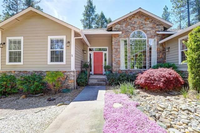11855 Tensy Lane, Grass Valley, CA 95945 (MLS #20058354) :: The Merlino Home Team