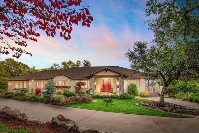 13640 Wildwood Heights Drive, Penn Valley, CA 95946 (MLS #20058370) :: Keller Williams - The Rachel Adams Lee Group