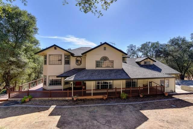 6781 Beaver Pond Road, El Dorado Hills, CA 95762 (MLS #20058558) :: The Merlino Home Team