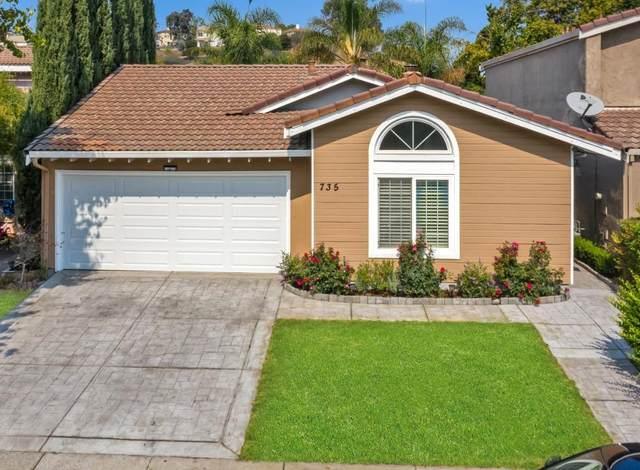 735 Creekfield Drive, San Jose, CA 95136 (MLS #20058630) :: Keller Williams - The Rachel Adams Lee Group