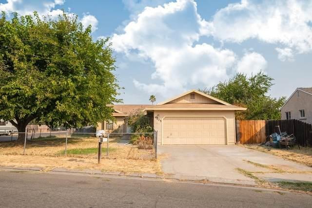 4205 Section Avenue, Stockton, CA 95215 (MLS #20058740) :: The Merlino Home Team