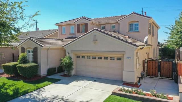 1663 Badger Way, Tracy, CA 95304 (MLS #20058766) :: Paul Lopez Real Estate