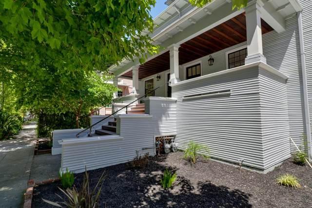 711 22nd Street, Sacramento, CA 95816 (MLS #20058965) :: The MacDonald Group at PMZ Real Estate