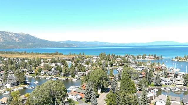 519 Christie Drive, South Lake Tahoe, CA 96150 (MLS #20059832) :: Dominic Brandon and Team