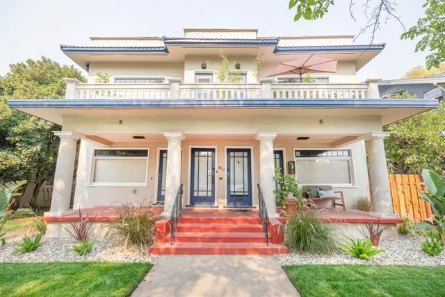 3511 J Street, Sacramento, CA 95816 (MLS #20060615) :: The MacDonald Group at PMZ Real Estate