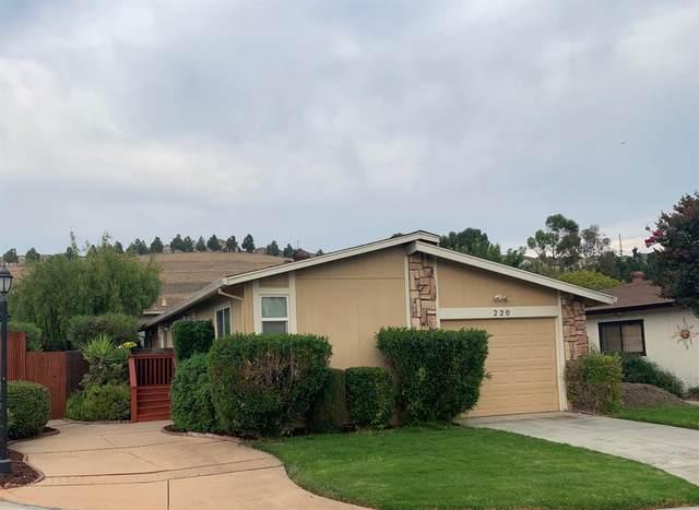 220 Mountain Springs Drive, San Jose, CA 95136 (MLS #20060686) :: The MacDonald Group at PMZ Real Estate