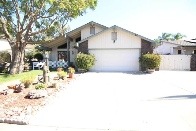 2048 Arrowsmith Drive, Manteca, CA 95336 (MLS #20061737) :: The MacDonald Group at PMZ Real Estate