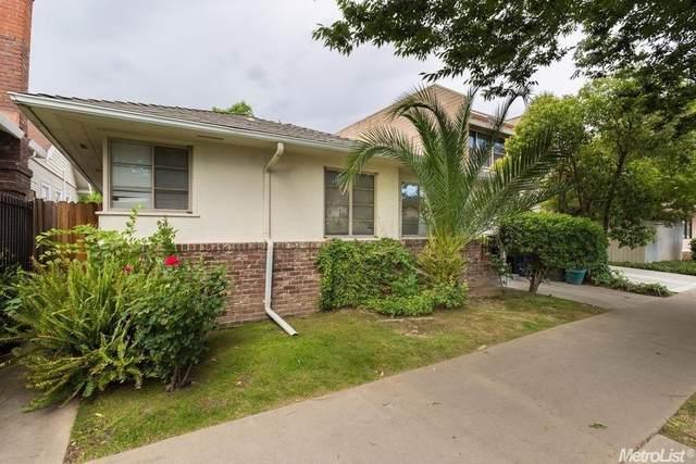 2813-2815 T Street, Sacramento, CA 95816 (MLS #20061813) :: Heidi Phong Real Estate Team