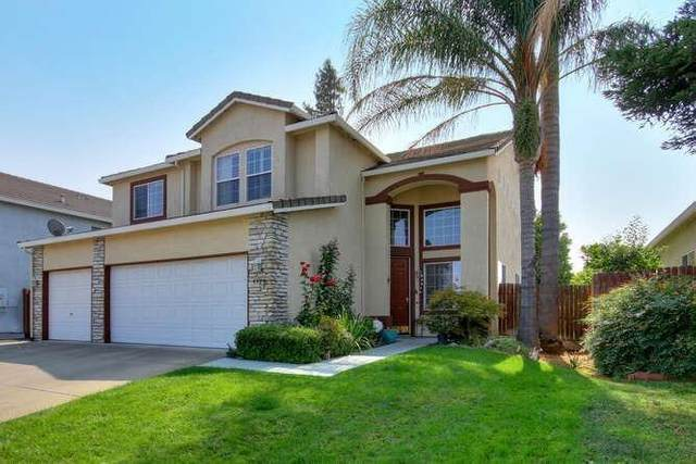 4520 Thira Way, Elk Grove, CA 95758 (MLS #20062117) :: The MacDonald Group at PMZ Real Estate