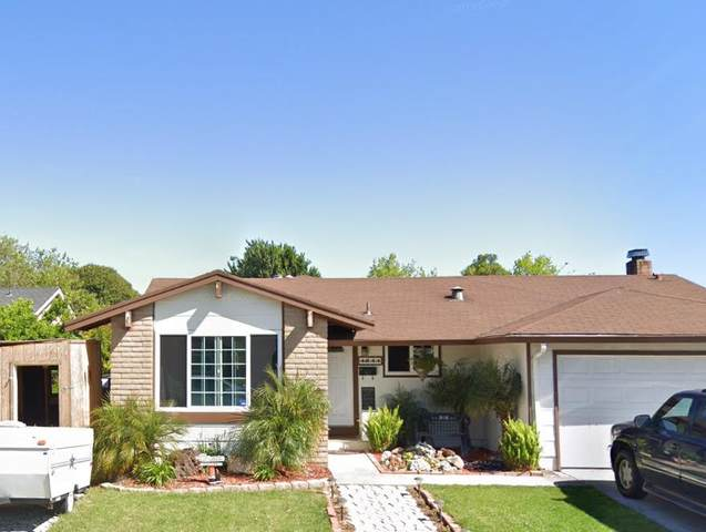 4544 Deborah Court, Union City, CA 94587 (MLS #20062586) :: Keller Williams Realty