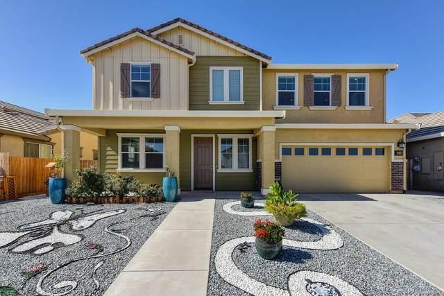 3590 Edington Drive, Rancho Cordova, CA 95742 (MLS #20062869) :: Dominic Brandon and Team